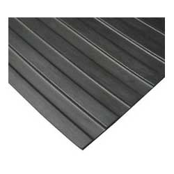Wide Rib Rubber Mat